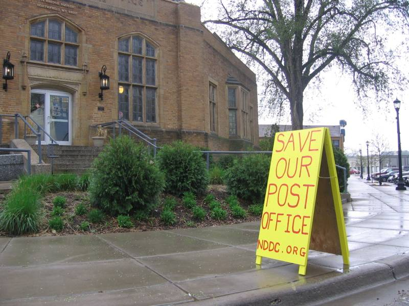 Save Our Post Office – The Time to Act is Now   NDDC's